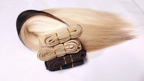 Välj mellan olika hårförlängningar