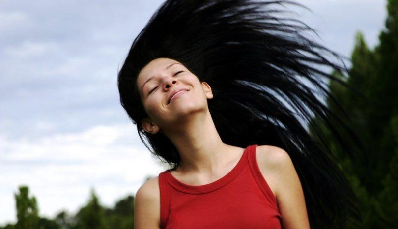 Vägen till ett vackert hår