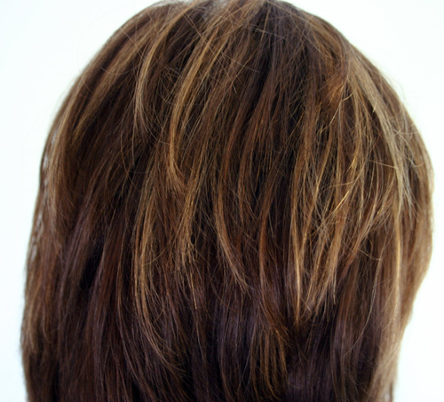Ta hand om huden och håret för ett friskt utseende